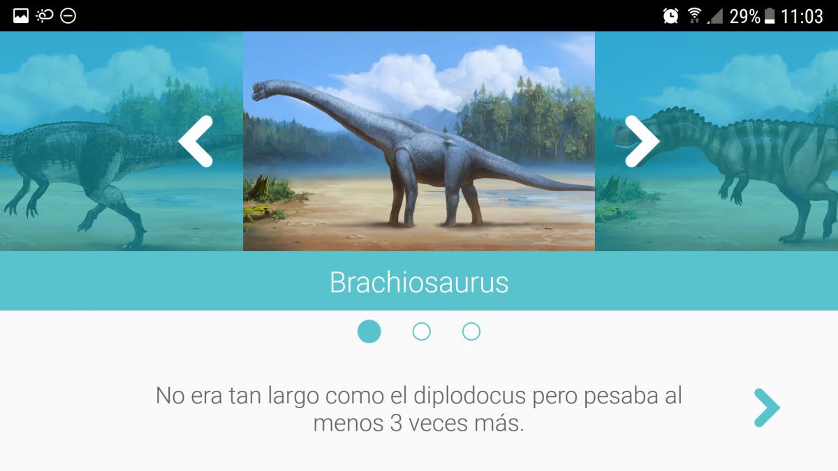 Descubre los animales: descubriendo también dinosaurios.